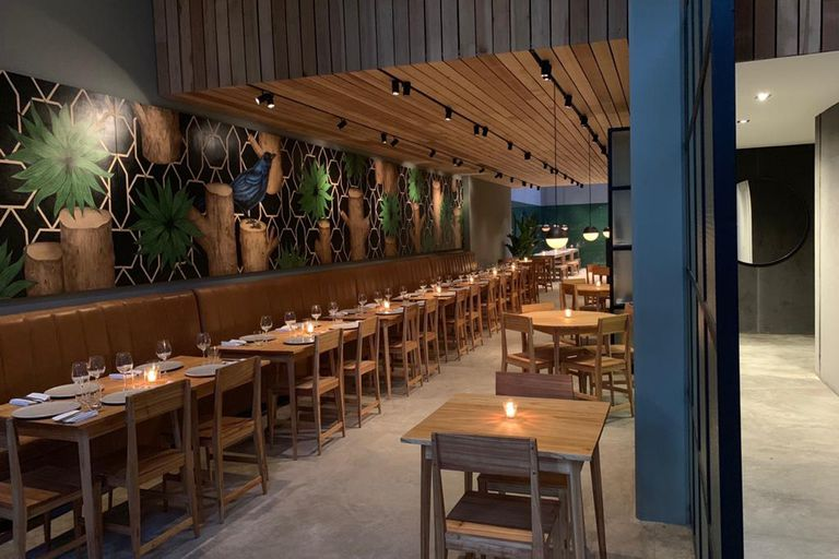Orilla apunta a ser un restaurante básico y bien ejecutado