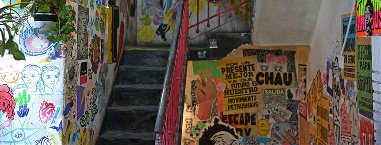 Patio del Liceo: la galería arty que se puso de moda y desafía a Recoleta