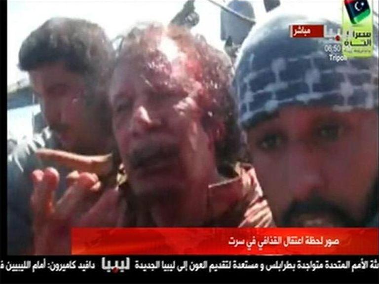 """Libia, a diez años de la muerte de Khadafy: """"Prefiero este caos a esa pesadilla"""""""