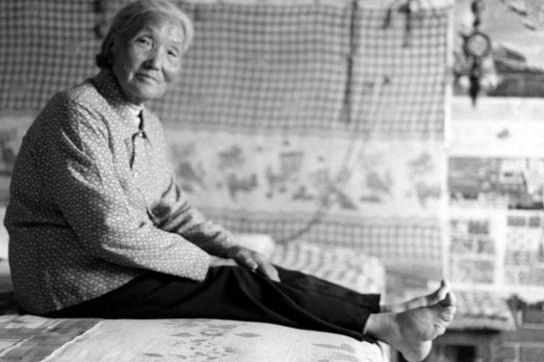 Zhang Yun Ying fue la primera mujer que fotografió Jo Farrell, en 2006