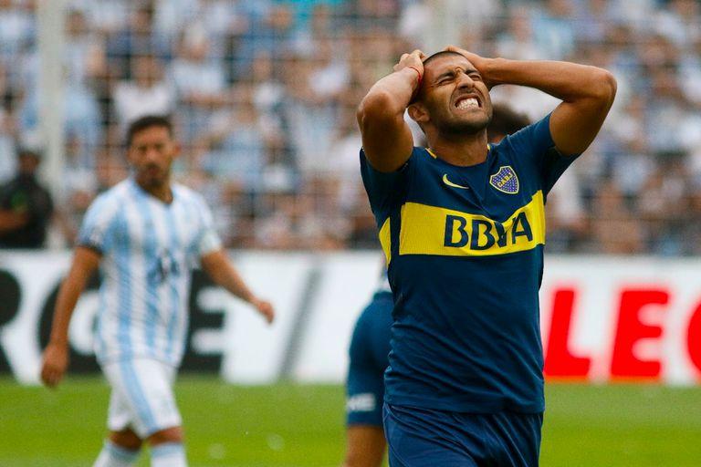 Boca perdía ante Atlético Tucumán, pero encontró en el empate en el alargue
