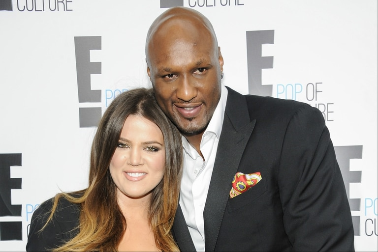 Khloe Kardashian y Lamar Odom estuvieron casados de 2009 a 2015