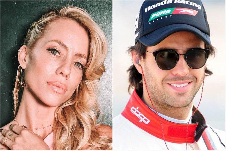 Nicole Neumann y su nuevo novio José Manuel Urcera