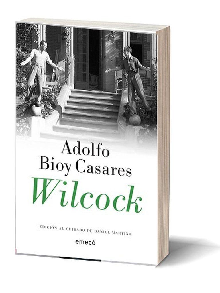 """""""Wilcock"""" (Emecé) de Adolfo Bioy Casares"""