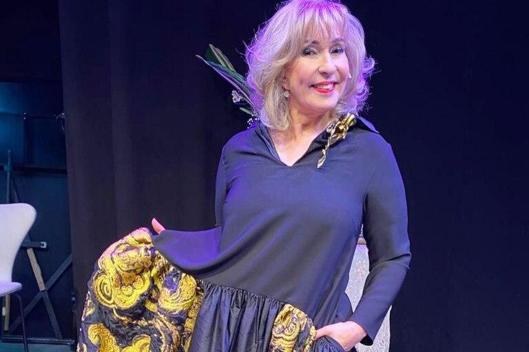 La actriz y conductora ganó tres premios Martín Fierro como mejor actriz cómica