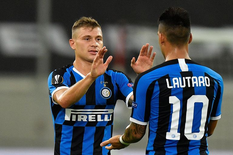 Europa League. Inter le ganó 2-1 a Leverkusen y avanzó a las semifinales