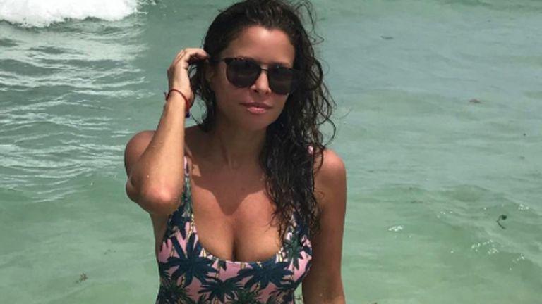 Julieta Ortega disfrutó de unos días en Miami con amigos, familia y su nuevo amor