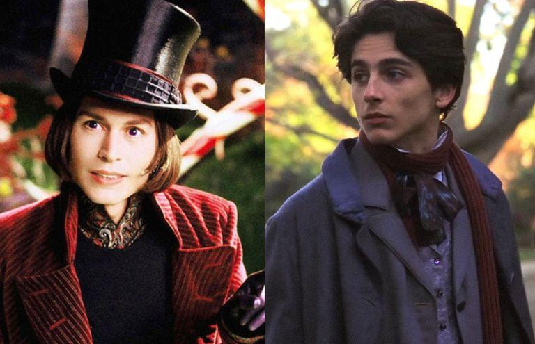 Timothée Chalamet será el nuevo Willy Wonka en el cine