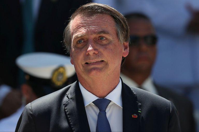 "8M. Bolsonaro no evitó la polémica: llamó a las mujeres ""joyas raras"""