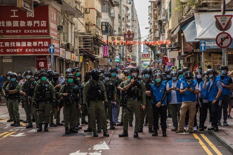 La ONG Human Rights Watch ha denunciado la represión contra los manifestantes en Hong Kong, la minoría musulmana iugur y los activistas que informan sobre el coronavirus