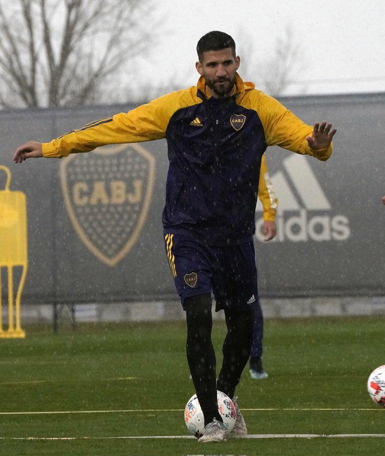 El defensor Lisandro López vuelve a estar en la lista de concentrados de Boca