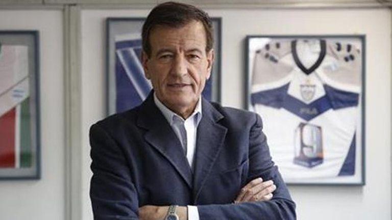 Raúl Gámez, siempre contra la cúpula de la AFA