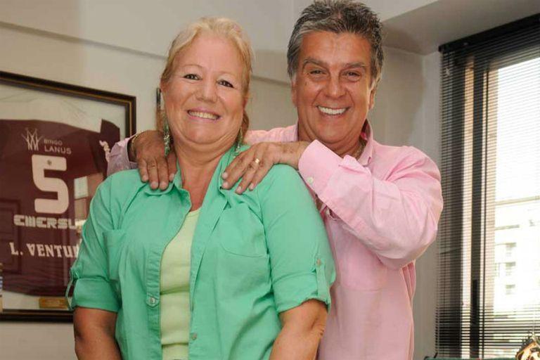 ¿Mostrarán Estelita y Luis Ventura sus dotes para la danza en el programa de Marcelo Tinelli?