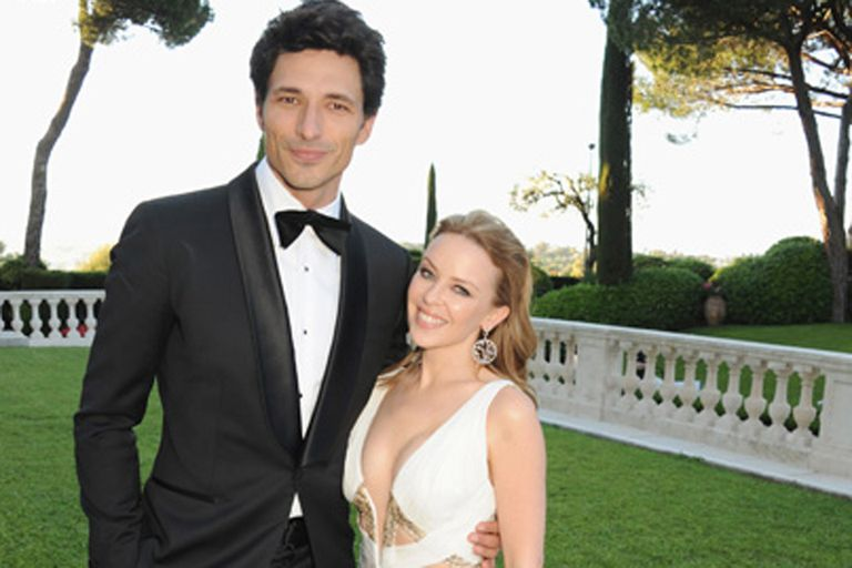 Kylie Minogue y un romance con el modelo español, que no duró