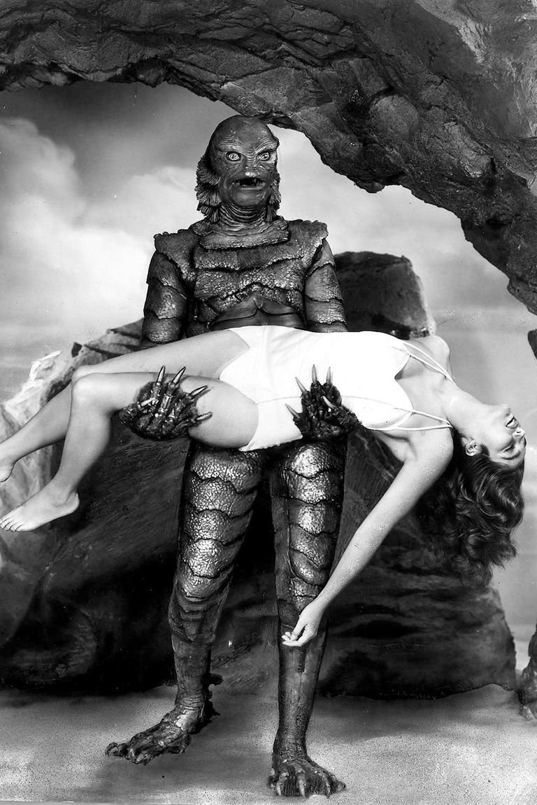 """El monstruo de la laguna negra, entre los films que Nothern disfrutaba. """"Tenían una verdadera magia"""", dice hoy"""