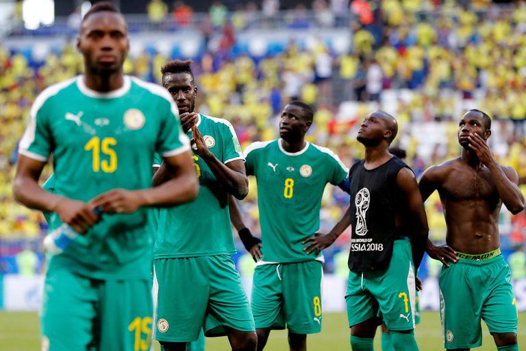 Senegal es el primer eliminado en la historia de los mundiales por el Fair Play