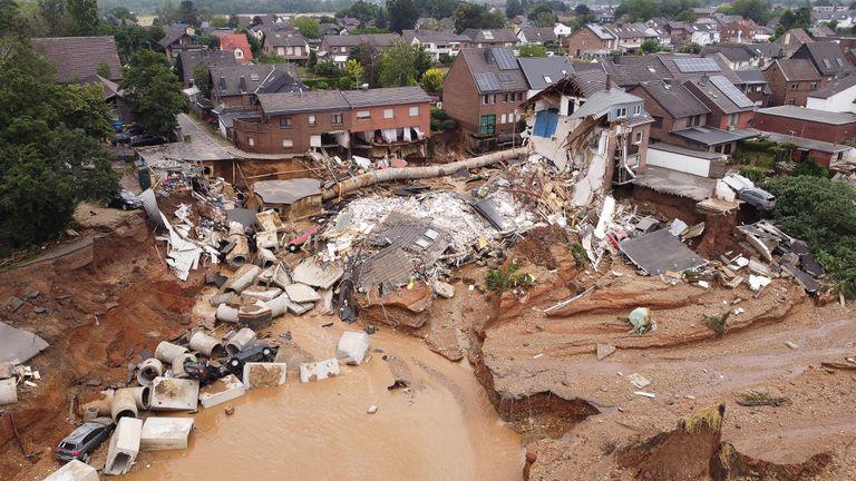Fenómenos extremos: cómo explican los científicos las devastadoras inundaciones en Europa