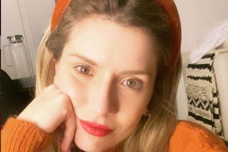 Laurita Fernández y un mensaje de Cabré antes de su debut en el Cantando 2020
