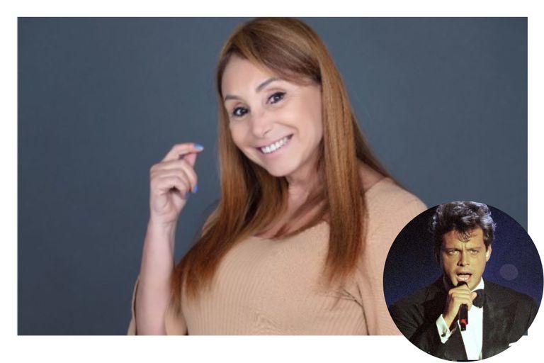"""Sandra Villarruel contó una picante anécdota con Luis Miguel: """"Me daba de comer"""""""