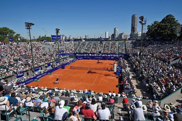 El Buenos Aires Lawn Tennis Club, en Palermo, escenario del ATP de Buenos Aires, será la sede del flamante torneo femenino en octubre/noviembre.