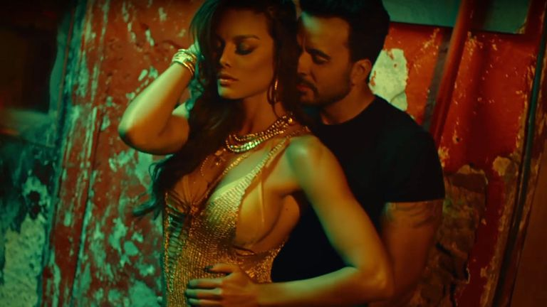 Despacito, lo más visto en Youtube en videos musicales en Argentina