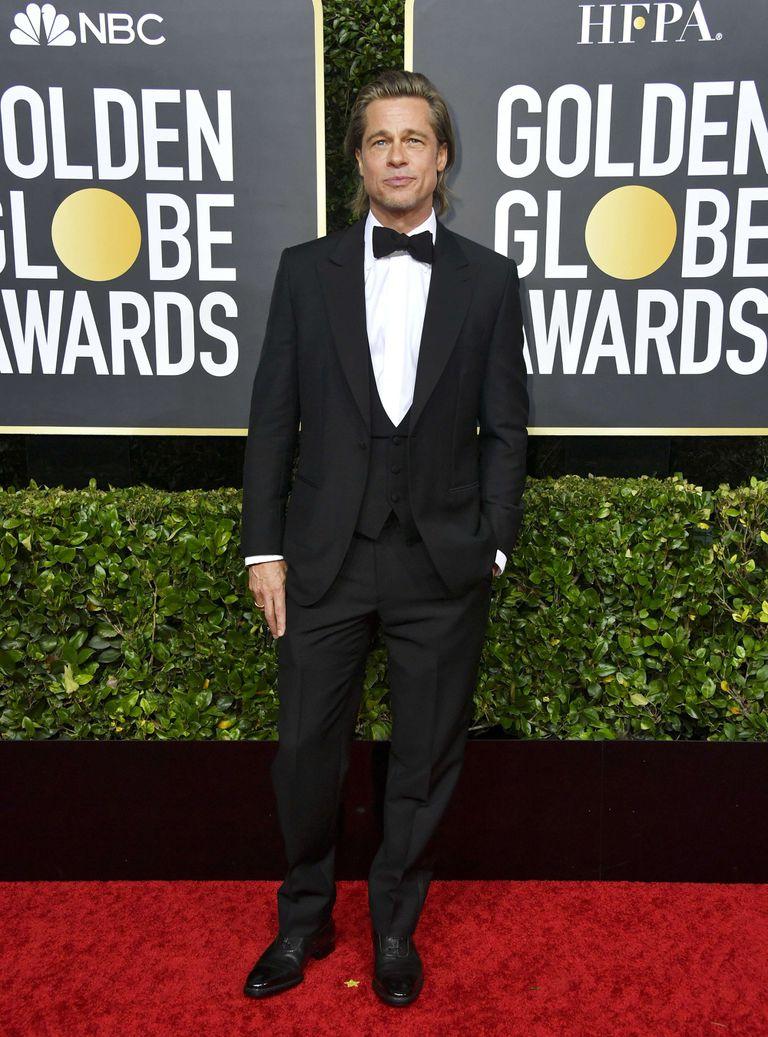 Bradi Pitt, ganó por su trabajo en Había una vez... en Hollywood