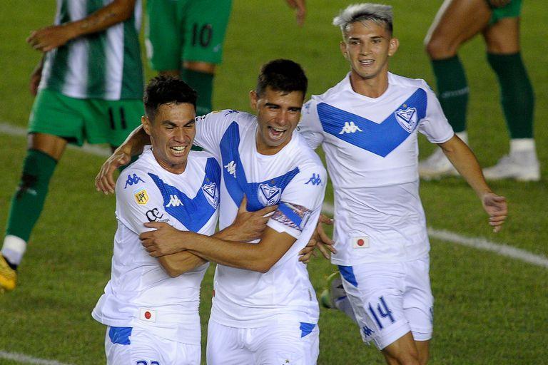 Copa Argentina. Vélez venció a Camioneros y avanzó a los 16vos de final
