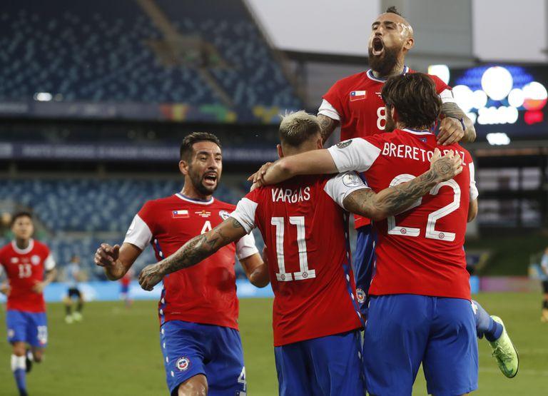 Chile buscará desplantar a la Argentina como primero del grupo A en la Copa América.
