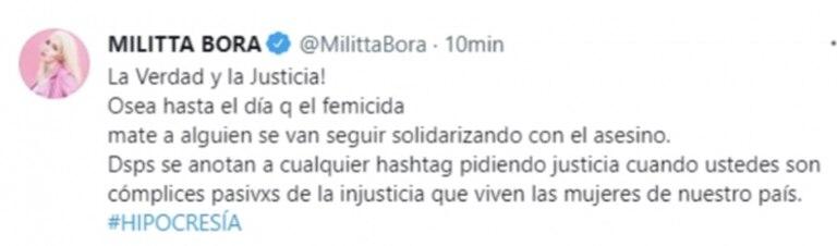Chano Charpentier Militta Bora