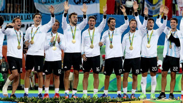 Un logro del Enard: el oro olímpico de los Leones en Río 2016