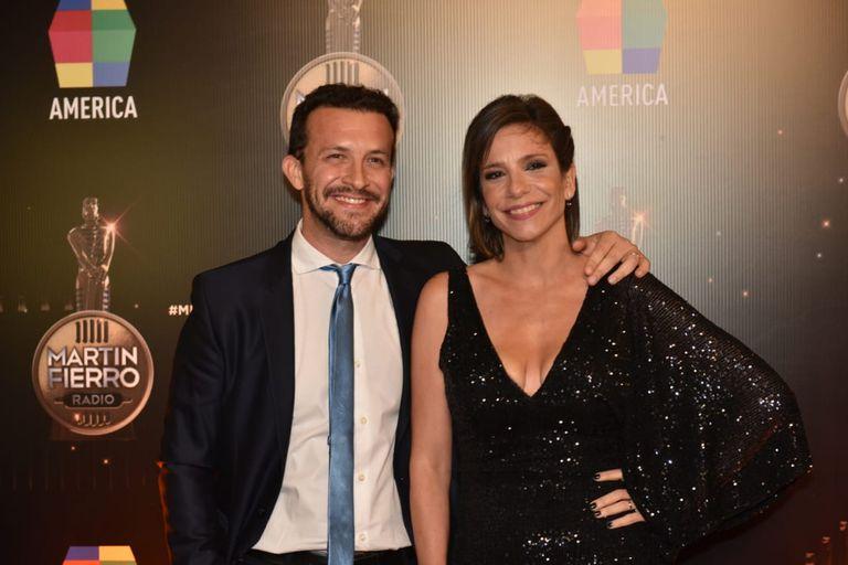 Alejandro Bercovich y Ángela Lerena