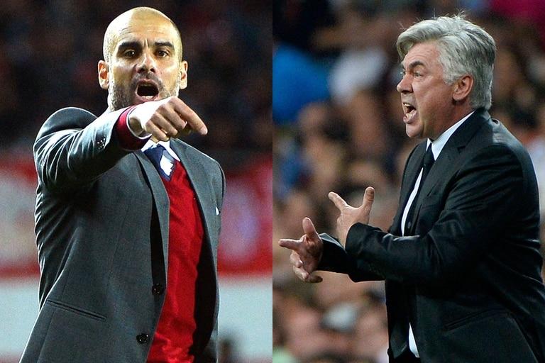 Guardiola dirigirá Manchester City y Ancelotti lo reemplazará en Bayern Munich