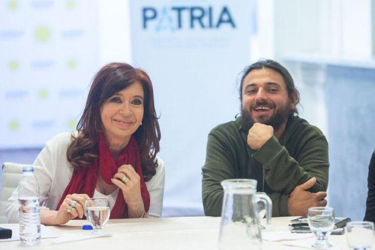 """""""Está buscando votos para Cristina"""", dijeron en la agrupación, donde crecen las críticas al dirigente"""