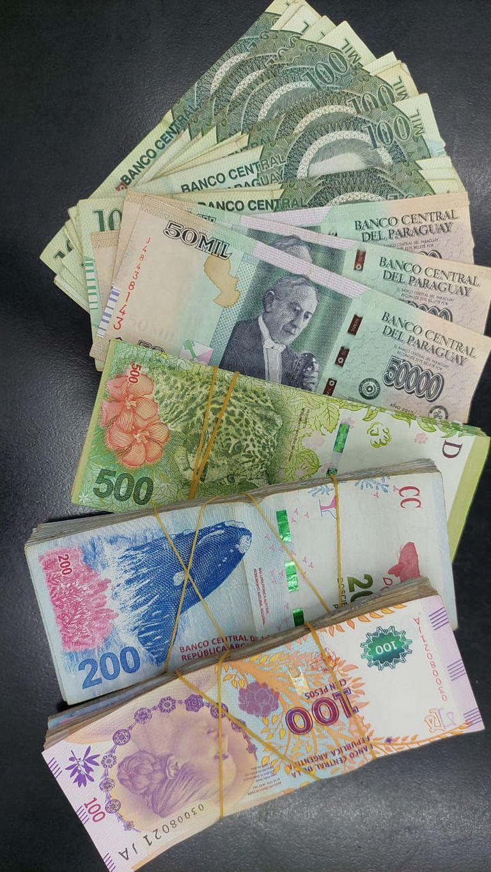 Por la falta de dólares, los ahorristas se refugian en la moneda paraguaya