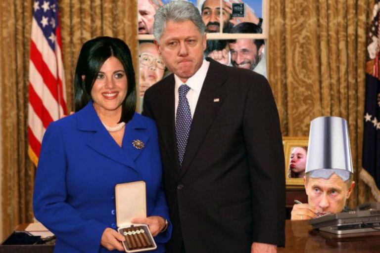 El caso Lewinsky, el escándalo sexual que golpeó a Clinton y hundió a Monica