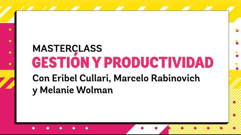 Gestión y productividad