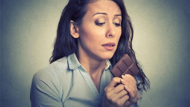 La culpa al comer no es buena ya que puede generar hábitos terribles.