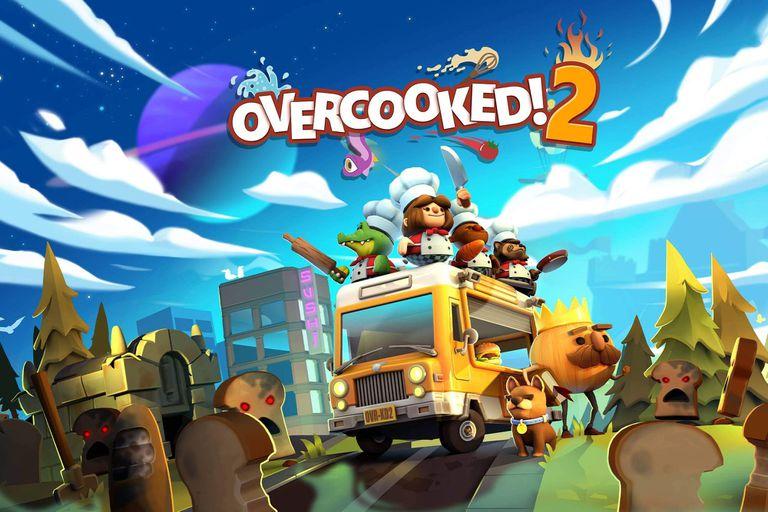 Overcooked! 2 y Hell is Other Demons, sin costo hasta el jueves