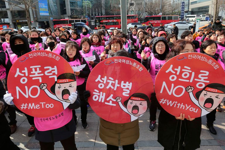 Las trabajadoras, contra la violencia de género