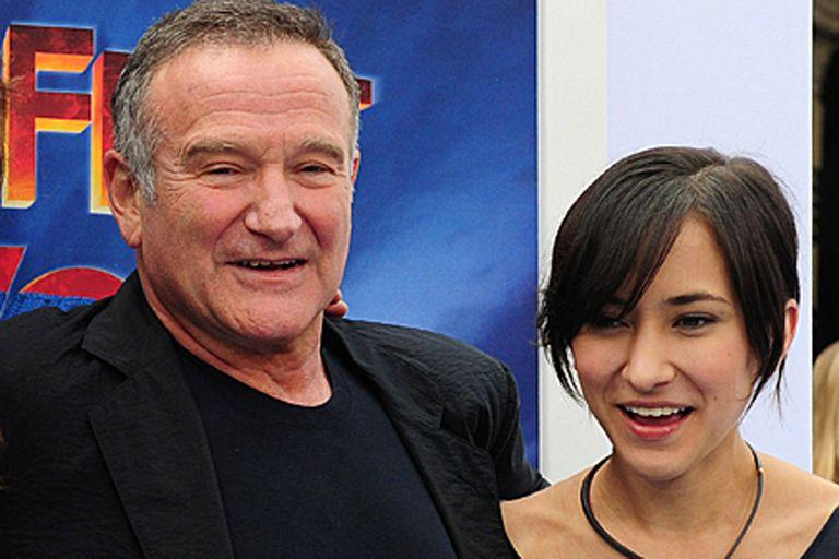 La cruda escena de la biopic de Robin Williams que impactó a la hija del actor