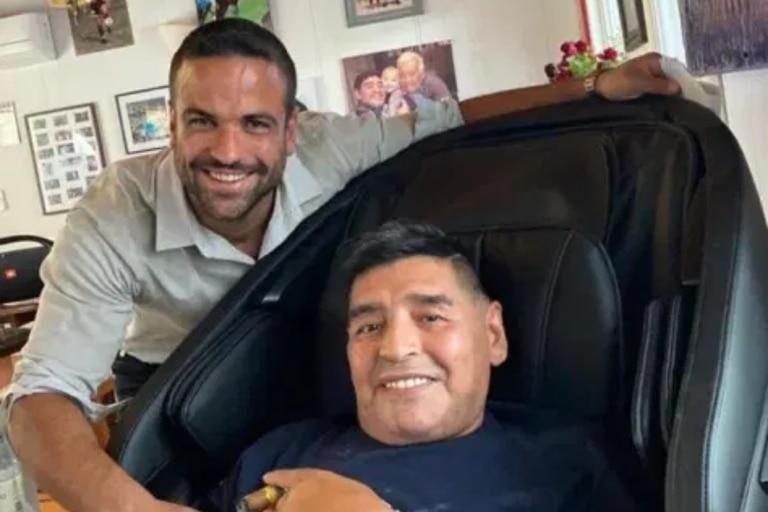 """""""Diego tenía ganas de vivir. Su cuadro era mucho más complejo que una simple depresión"""", dijo el psicólogo de Maradona"""