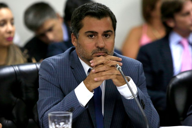 Consejero Diego Molea