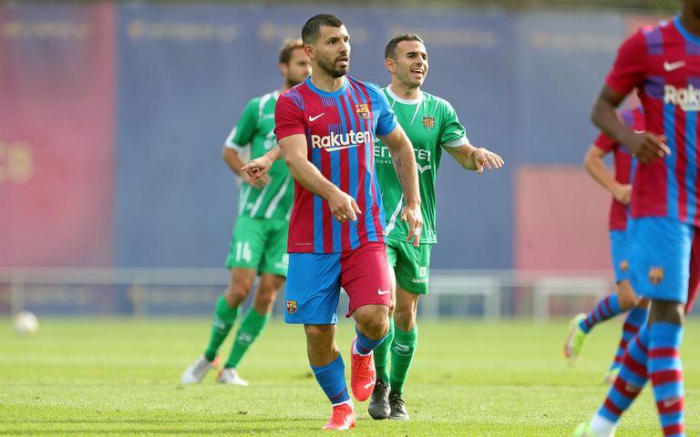 El Kun Agüero fue convocado por Koeman y debutará hoy en Barcelona