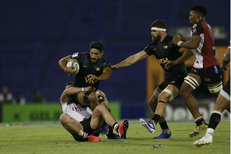 Súper Rugby: los elegidos por Quesada para el partido de Jaguares contra Bulls