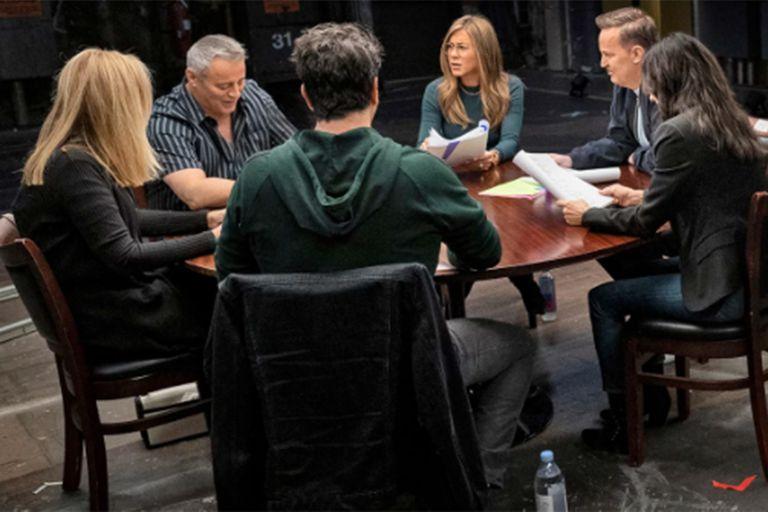 Friends: los protagonistas adelantan lo que se verá en el especial de HBO Max