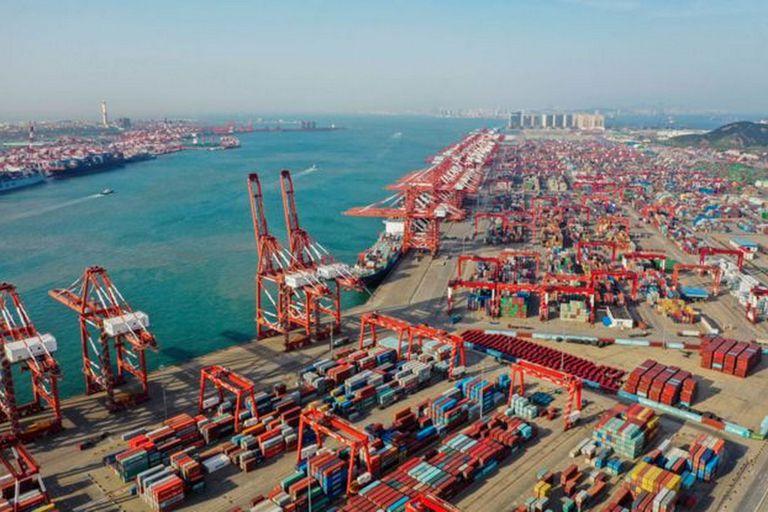 Llegar a puerto, descargar, distribuir... todo depende del GPS