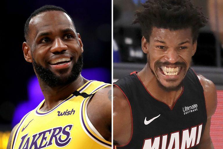 NBA. La final Lakers-Heat: días, horarios, TV y cómo ver online los partidos