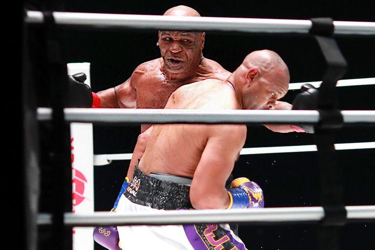 Tyson-Jones. El viejo Mike todavía lastima a sus rivales y puede ganar millones