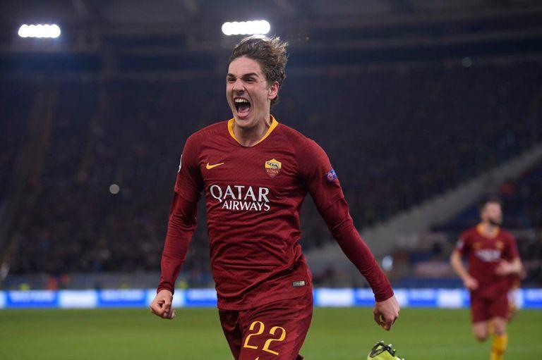 """Veloz y talentoso: el """"nuevo Pastore"""" de 19 años que fue vital en el 2-1 de Roma"""