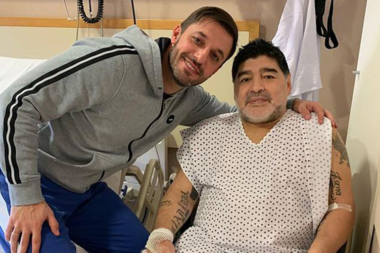 Matías Morla, exrepresentante de Diego Maradona, hizo fuertes declaraciones en su entrevista con Jorge Rial; un audio del astro del fútbol sostiene algunas de sus afirmaciones en TV Nostra